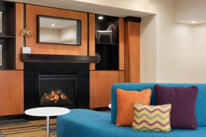 Fairfield Inn & Suites Hartford Manchester, Hotels  Manchester - big - 21