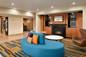 Fairfield Inn & Suites Hartford Manchester, Hotely  Manchester - big - 19