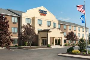 Fairfield Inn & Suites Hartford Manchester, Hotels  Manchester - big - 10