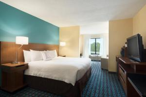 Fairfield Inn & Suites Hartford Manchester, Hotels  Manchester - big - 15