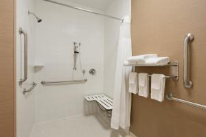 Fairfield Inn & Suites Hartford Manchester, Hotely  Manchester - big - 25