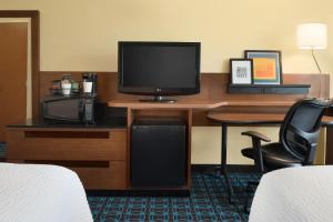 Fairfield Inn & Suites Hartford Manchester, Hotels  Manchester - big - 5