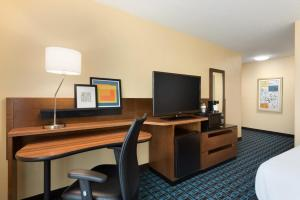 Fairfield Inn & Suites Hartford Manchester, Hotely  Manchester - big - 8