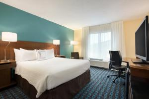 Fairfield Inn & Suites Hartford Manchester, Hotels  Manchester - big - 16