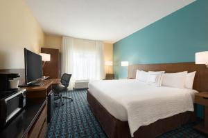 Fairfield Inn & Suites Hartford Manchester, Hotels  Manchester - big - 7