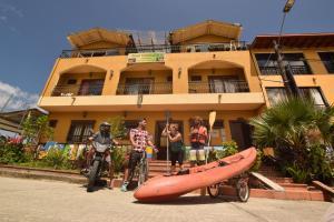 Lake View Hostel, Hostelek  Guatapé - big - 20