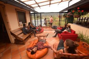 Lake View Hostel, Hostelek  Guatapé - big - 8