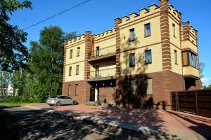 Hotel Fort Ross - Rekhkolovo