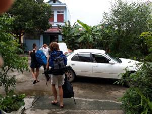 Tran Gia Holiday Home