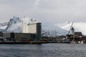 Thon Hotel Lofoten, Szállodák  Svolvær - big - 55
