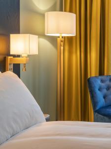 Thon Hotel Lofoten, Szállodák  Svolvær - big - 1