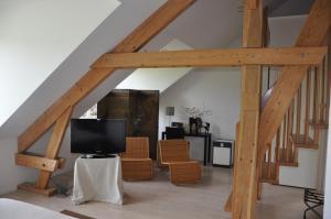 Le Clos du Mont d'Hor, Hotely  Saint-Thierry - big - 40