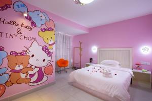 Hainajie Boutique Guesthouse, Vendégházak  Szanja - big - 13