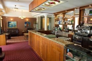 Elizabeth Hotel, Hotels  Gyula - big - 73