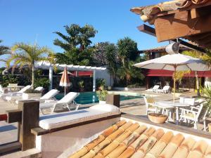 Hotel El Cazar, Hotely  Búzios - big - 44