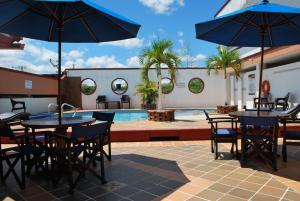 Hotel Hacaritama Colonial, Hotels  Villavicencio - big - 28