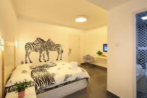 Hainajie Boutique Guesthouse, Vendégházak  Szanja - big - 20
