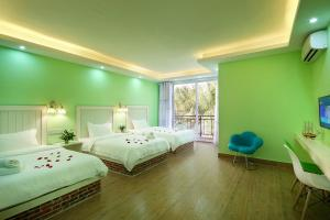 Hainajie Boutique Guesthouse, Vendégházak  Szanja - big - 23