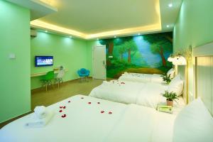 Hainajie Boutique Guesthouse, Vendégházak  Szanja - big - 25