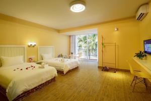 Hainajie Boutique Guesthouse, Vendégházak  Szanja - big - 34