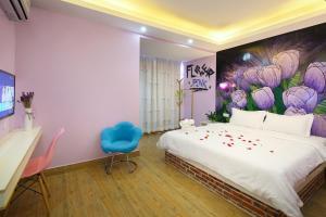 Hainajie Boutique Guesthouse, Vendégházak  Szanja - big - 36
