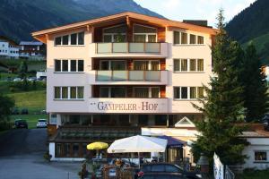 Gampeler Hof - Hotel - Galtür