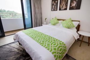 Baorui Railway Boutique Apartment, Ferienwohnungen  Sanya - big - 62