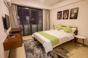 Baorui Railway Boutique Apartment, Апартаменты  Санья - big - 63