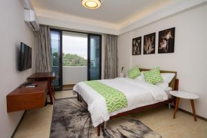 Baorui Railway Boutique Apartment, Appartamenti  Sanya - big - 18