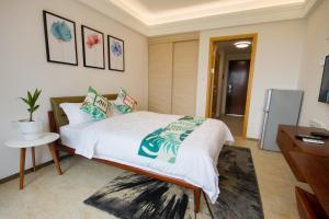 Baorui Railway Boutique Apartment, Appartamenti  Sanya - big - 8