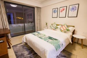 Baorui Railway Boutique Apartment, Appartamenti  Sanya - big - 9
