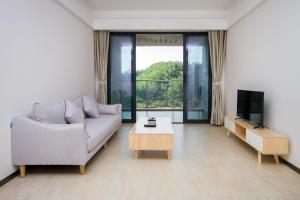 Baorui Railway Boutique Apartment, Apartmanok  Szanja - big - 42