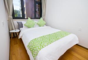 Baorui Railway Boutique Apartment, Apartmanok  Szanja - big - 46