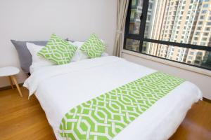 Baorui Railway Boutique Apartment, Apartmanok  Szanja - big - 48