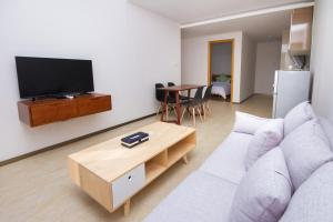 Baorui Railway Boutique Apartment, Ferienwohnungen  Sanya - big - 51
