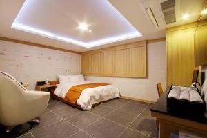 Suwon Orsay Business Hotel, Hotely  Suwon - big - 104