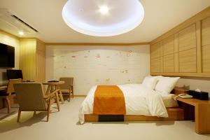 Suwon Orsay Business Hotel, Hotely  Suwon - big - 100