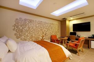 Suwon Orsay Business Hotel, Hotely  Suwon - big - 85