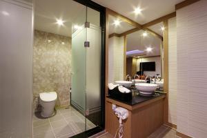 Suwon Orsay Business Hotel, Hotely  Suwon - big - 87