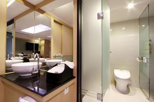 Suwon Orsay Business Hotel, Hotely  Suwon - big - 98