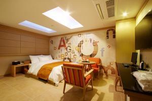 Suwon Orsay Business Hotel, Hotely  Suwon - big - 90