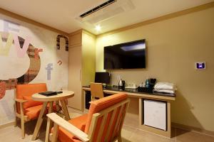 Suwon Orsay Business Hotel, Hotely  Suwon - big - 96