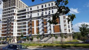 Łódź Fabryczna Apartament
