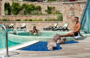 La Quiete Resort, Hotely  Romeno - big - 21