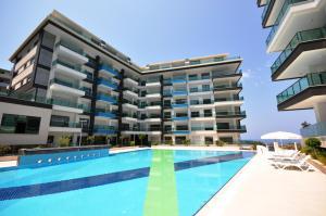 Konak Seaside Resort, Apartmanok  Alanya - big - 70