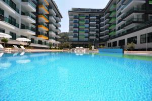 Konak Seaside Resort, Apartmanok  Alanya - big - 117