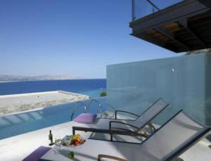 Lindos Blu Luxury Hotel-Adults only, Hotels  Lindos - big - 28
