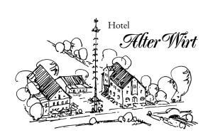 Hotel Alter Wirt - Goldach