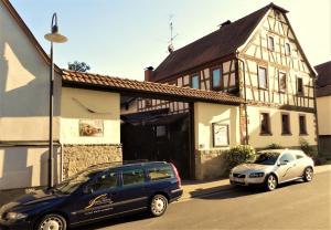 Ferienwohnung BogenTenne - Karlburg
