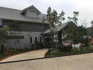 Sangchan Garden at Kaeng Krachan - Nong Ya Plong